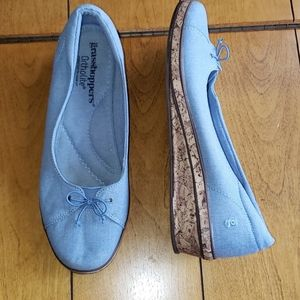 Grasshoppers Wedge Shoes